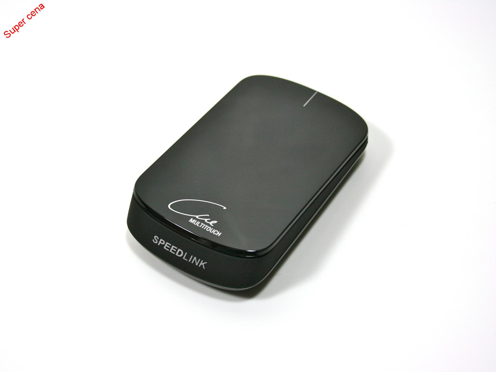 Hrypraha - SPEEDLINK CUE Multitouch Mouse