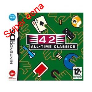 42 All-Time Classics hra pro nintendo ds
