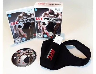 Hrypraha - UFC Personal Trainer Wii