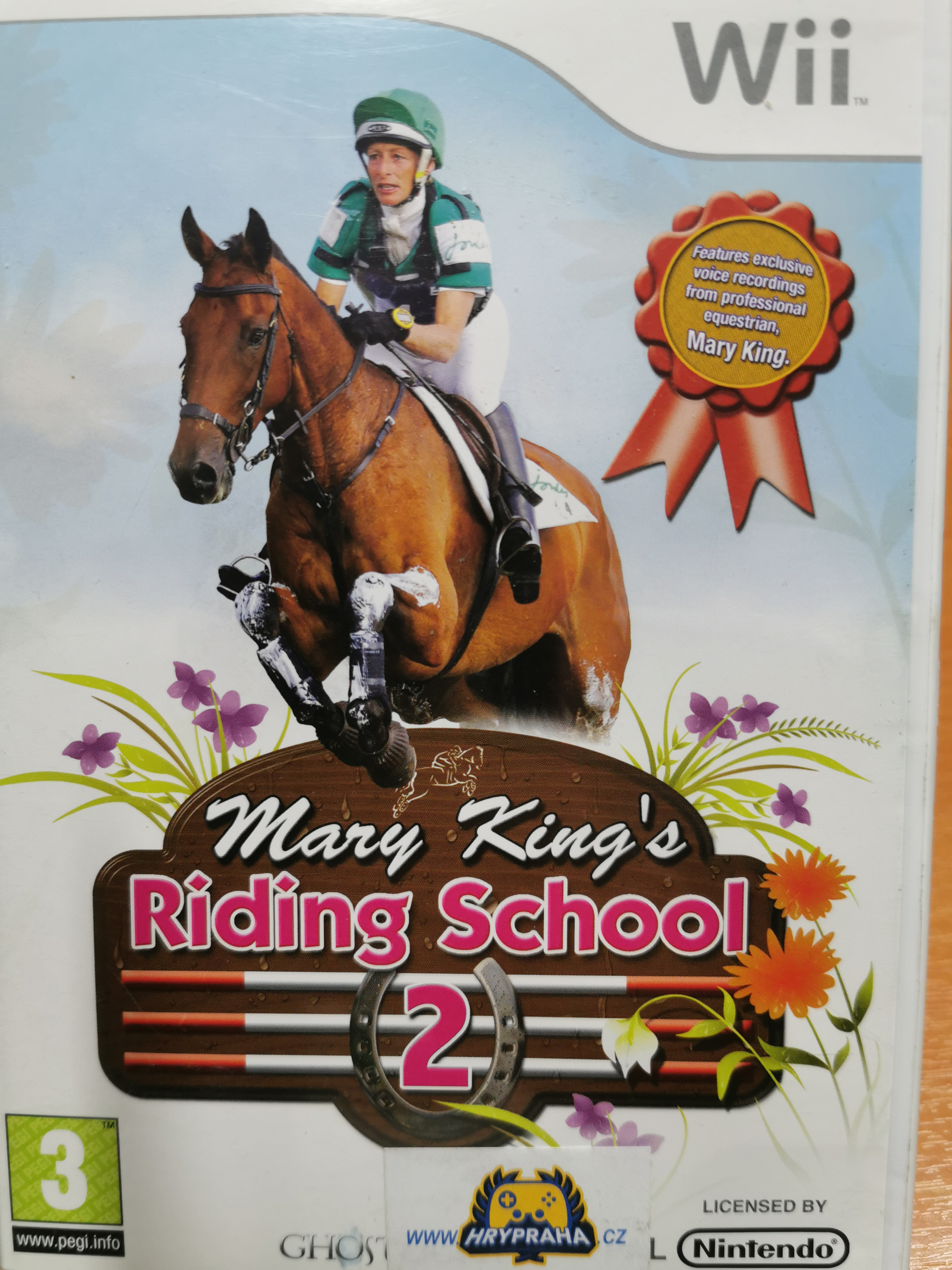 Mary kings riding school 2 - Nintendo wii