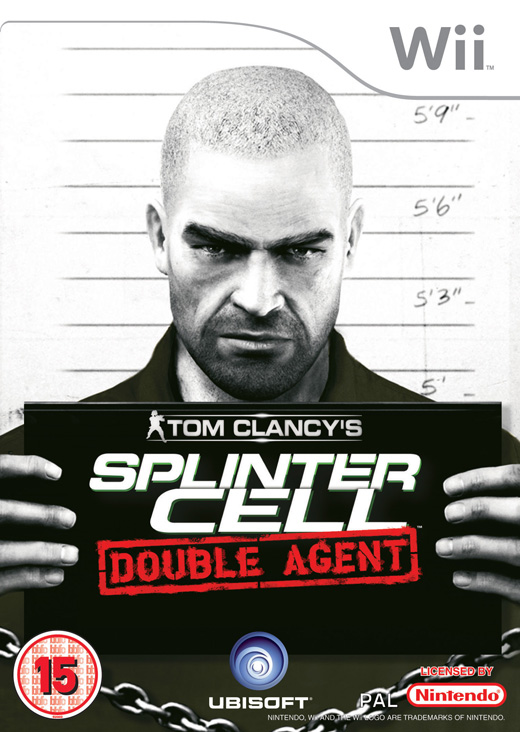 Hrypraha - Tom Clancys Splinter Cell Double Agent (Wii)