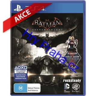 Batman arkham knight (ps4 )