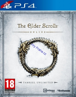 Hrypraha - The Elder Scrolls Online: Tamriel Unlimited (Ps4)