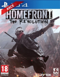 Hrypraha - Homefront The Revolution PS4 hra