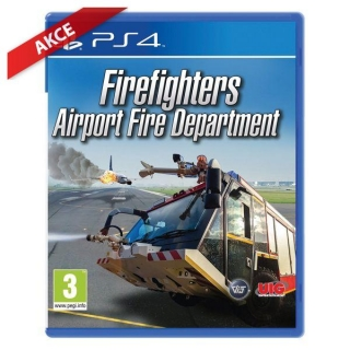 Hrypraha - Firefighters: Airport Fire Department - PS4