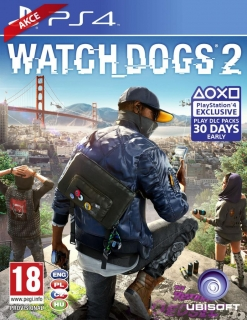 Hrypraha - Watch Dogs 2 Ps4