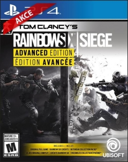 Tom Clancys Rainbow Six: Siege (Advanced Edition)