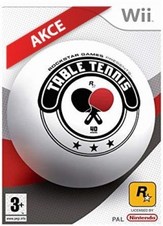 Hrypraha - Table Tennis (Wii)