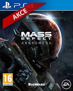 Hrypraha - Mass Effect Andromeda Ps4