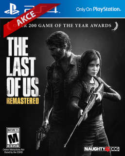Hrypraha - The Last of Us PS4