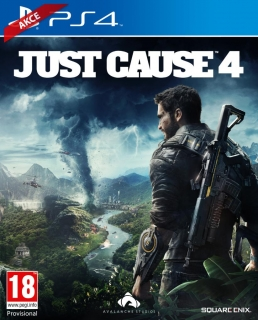 Just Cause 4 PS4 ! AKCE !