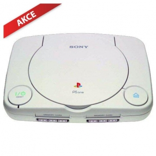 Hrypraha - PlayStation 1 slim konzola