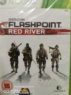 Hrypraha - Operation Flashpoint Red river Xbox 360