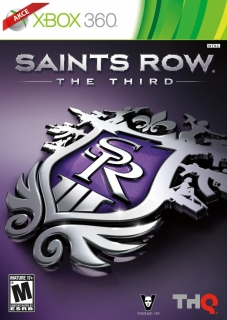 Saints Row hra na Xbox 360