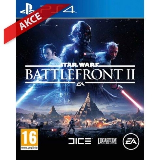Hrypraha - Star Wars Battlefront 2 Ps4