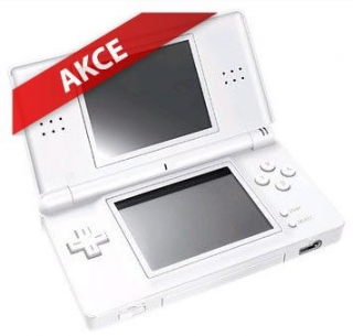 Nintendo Ds i  White