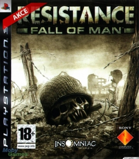 Resistance :Fall of Man