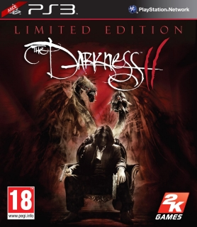 PS3 The Darkness 2 Limited Edition