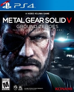 Hrypraha - Metal Gear Solid: Ground Zeroes (PS4)