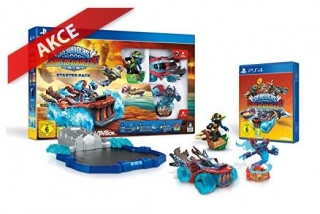 Skylanders Superchargers: Starter Pack (PS4)