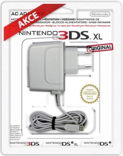 3DS AC Adapter (Nintendo 3DS)