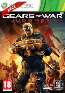 Hrypraha - Gears of War: Judgment xbox 360