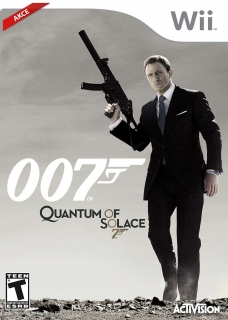 Quantum of Solace - Wii