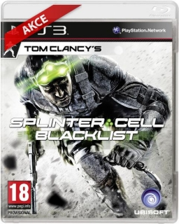 Hrypraha - Tom Clancys Splinter Cell Blacklist
