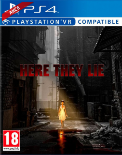 Hrypraha - Here They Lie VR PS4