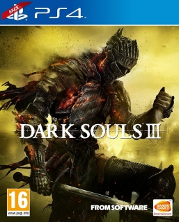 Hrypraha - Dark Souls III (PS4)