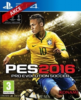 PES 2016: Pro Evolution Soccer PS4