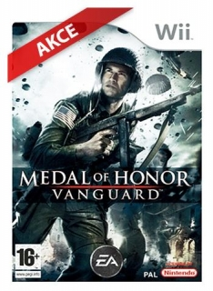 Hrypraha - Medal Of Honor: Vanguard - Nintendo Wii