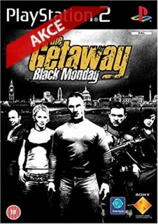 The Getaway: Black Monday (PS2)