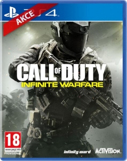 Call of Duty:Infinite Warfare PS4