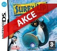 Surf s up  hra na Nintendo DS