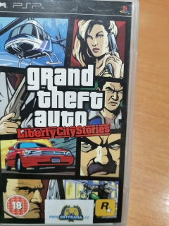 Hrypraha - Grand theft auto Liberty city stories   PSP