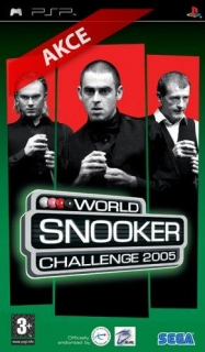 World snooker challenge 2005 hra na PSP