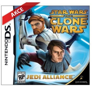 Hrypraha - Star Wars: The Clone Wars Nintendo DS