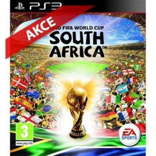 South Africa 2010 Fifa world cup hra na PlayStation 3