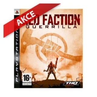 Red faction Guerrilla hra na PlayStation 3