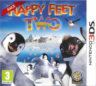 Happy Feet Two: The Videogame Nintendo 3DS