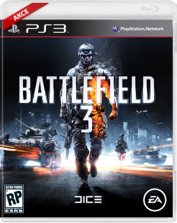 Battlefield 3 hra na PlayStation 3