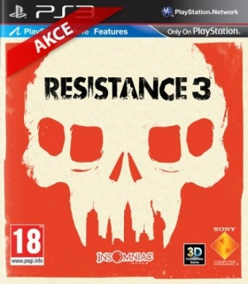 Resistance 3. Hra na PlayStation 3