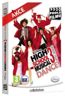 Hrypraha - High School Musical 3: Senior Year DANCE Pc
