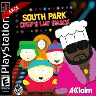 South Park - Chef's Luv Shack Ps1