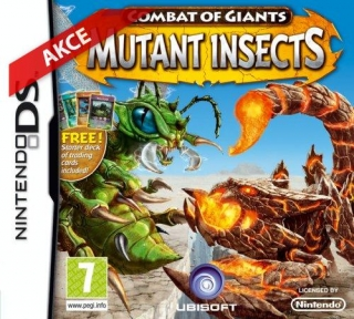 Hrypraha - Combat of Giants: Mutant Insects (NDS)