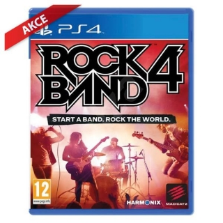 Hrypraha - Rock Band 4 Ps4