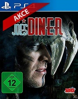 Hrypraha - Joe's Diner: Playstation 4