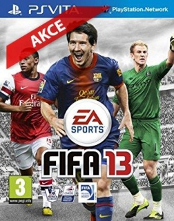 Hrypraha - FIFA 13 (PlayStation Vita)