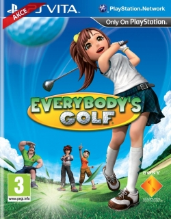Everybodys Golf(PlayStation Vita)